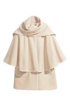 50 abrigos perfectos para el invierno. H&M. © Cortesía de la firma.