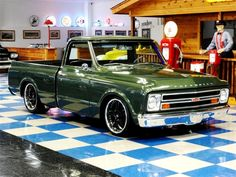 ◆1970 Chevy C10 Pick-Up Truck◆