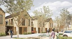 Stonegrove and Spur Road estate redevelopment, Barnet by Maccreanor Lavington