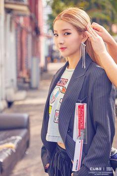 (G)I-DLE Soyeon