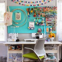 Top 10 Tips to Transform Your Creative Space - Fat Quarter Shop's Jolly Jabber