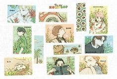 #FANART #KOKOBOP #THE WAR #EXO Exo Stickers, Cute Stickers, Exo Kokobop, Cute Journals, Exo Fan Art, Kpop Fanart, Character Drawing, Sticker Design, Doodle Art