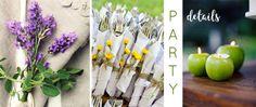 Lavanda e fiori selvatici come dettagli del table setting estivo. Table Settings, Candles, Outdoor, Lavender, Outdoors, Place Settings, Candy, Outdoor Games, Candle Sticks