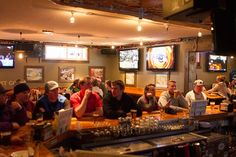 Top Five Places to Watch Football #barfood #breckenridge