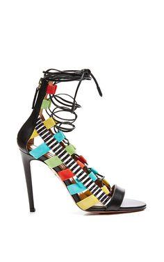 Aquazzura #sandals #laceup #shoelust