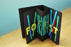 Pop up book DIY