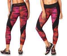 STRONG By Zumba Crop Leggings | Zumba Fitness Shop