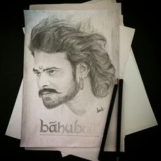 Bahubali sketch | drawing |Prabhas sketch| pencil work follow for more on instagram @ekskwizitart