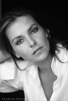 Carole Bianic Plus Carole Bianic, French Actress, White Women, Beautiful Women, Celebs, Actresses, Poses, Black And White, Stars