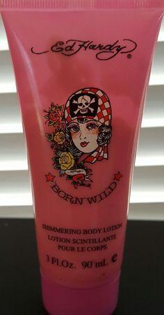 Preowned Ed Hardy Born Wild Body Lotion  | Health & Beauty, Bath & Body, Body Lotions & Moisturizers | eBay!