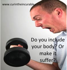 Do you include your body with the choices you make or make it suffer with what you have decided? Invitation to Worldwide telecall kicking out limitation and creating an amazing body - telecall/series, worldwide, with the guru of cute not bright: Liam Phillips http://www.accessconsciousness.com/class_details.asp?cid=53552