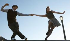 Lindy Hop ...  love the styling in this photo