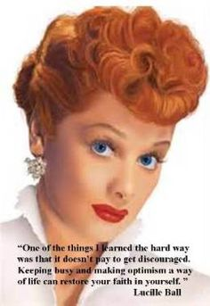 I Love Lucy Quotes | liberty sands | What Ive learned I cant keep to myself