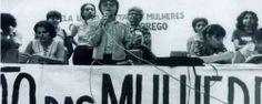 """Bibliotecas Públicas apresentam o filme """"30 anos de União das Mulheres Brasileiras"""" e promovem bate-papos nos dias 1º e 23 de março, com entrada Catraca Livre."""