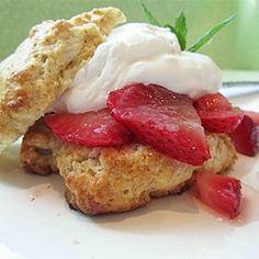 Buttermilk Strawberry Shortcake - Allrecipes.com