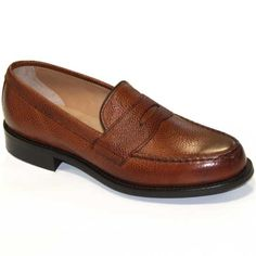 Cheaney - Howard R Slip On Loafers. Part of the Cheaney Country & Leisure Collection. Leather Loafers, Loafers Men, Cheaney Shoes, Mens Style Guide, Cobbler, Shoe Game, Style Guides, Gentleman, Oxford Shoes