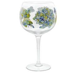 Cherry Blossom Gin Copa verre ginology