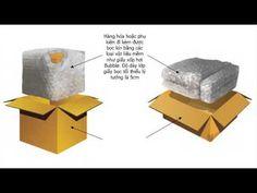 Long Hung Phat - Cách đóng gói hàng hóa để gửi hàng đi nước ngoài