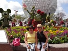 The Flora, Food and Friendship of the Epcot International Flower and Garden Festival