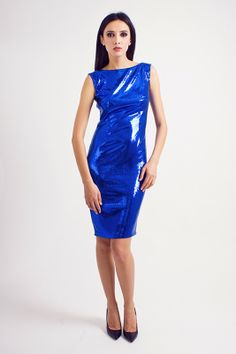 Sparkling party dress by Fancy