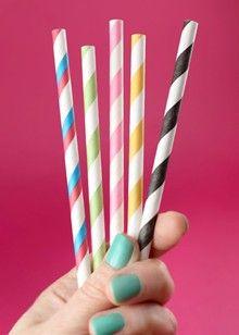 Paper Straws <3