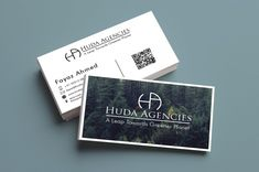 Huda Agencies Businesses card