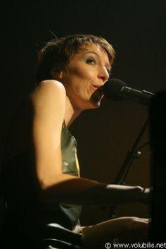 Jeanne Cherhal - Concert Le Trianon (Paris) - www.volubilis.net