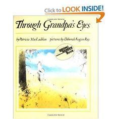 Through Grandpa's Eyes   2nd DRA Level 28