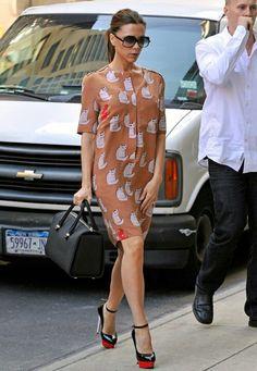 Victoria Beckham #celebrity #fashion