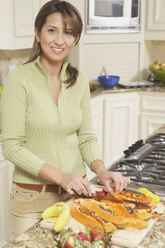 Texas Health Athlete: Build Your Abs in the Kitchen