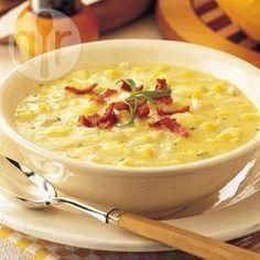 Cremige Mais-Kartoffel-Suppe @ de.allrecipes.com