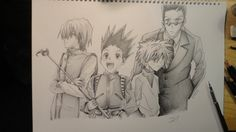 Hunter X Hunter HD Wallpapers  Backgrounds  Wallpaper  1024×576 Hunter X Hunter Wallpaper (34 Wallpapers)   Adorable Wallpapers