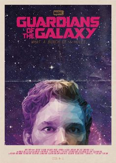 guardianes de la galaxia @creatividadblan