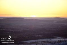 Pyhä fell, Finnish Lapland. Photo by Jani Kärppä/ Lappikuva. #filmlapland #arcticshooting #finlandlapland