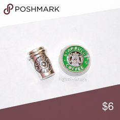 StarBucks & Coffee Floating Charms Floating Charms go inside the Floating Charm lockets. I have many different charms. floating charms Jewelry