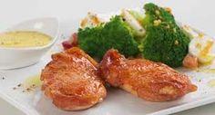 COMIDINHAS FÁCEIS: Coxas e sobrecoxas de frango assado com legumes