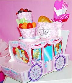 Perfect for a princess party!