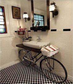 B (bike  bath) http://media-cache3.pinterest.com/upload/33003009739379799_sC5msW4s_f.jpg scorz idee per la casa