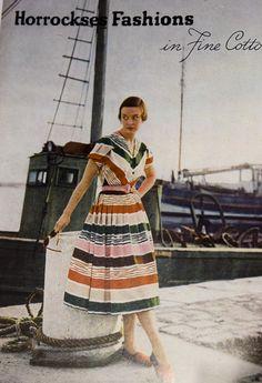 Horrockses  Cotton Dress