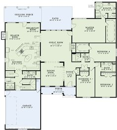 I really like this layout! The elevation doesn't excite me-what could we do with that? But the layout suits us. Would change the Pantry to a mudroom.