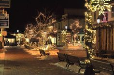 Christmas in Cape May New Jersey - BEAUTIFUL!