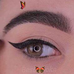 Beautiful Eye Makeup Tutorial Beautiful Eye Makeup Tutorial<br> Beautiful Eye Makeup, Beautiful Eyes, Simple Makeup Looks, Gorgeous Eyes, Pretty Eyes, Simple Makeup