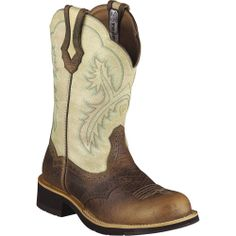 10005904 Womens Fatbaby Western Ariat Boots