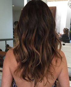 Hair color suggestions for lengthy hair