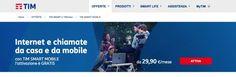 TIM offre lattivazione gratuita sulle offerte ADSL e Fibra