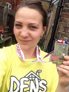 Congratulations to our Account Manager Natasha for completing her 10K run, in support of DENS, in just 54 minutes!