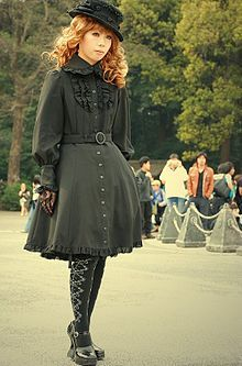 La moda japones es muy extravagante y variada