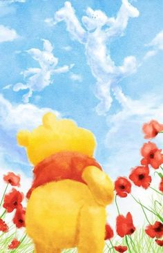 Trendy wall paper iphone disney winnie the pooh words ideas Winnie The Pooh Christmas, Cute Winnie The Pooh, Cute Fall Wallpaper, Wallpaper Iphone Cute, Cool Backgrounds Wallpapers, Cute Cartoon Wallpapers, Mickey Mouse Wallpaper, Disney Wallpaper, Winnie The Pooh Drawing