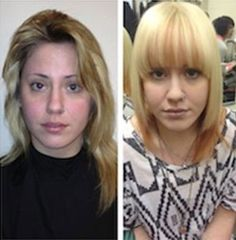Get the formula to take your blondes to a beautiful peaches and cream using Goldwell Elumen color.