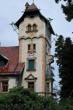 Villa Hämmerle Dornbirn Austria built in 1890